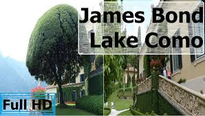 james bond movie locations famous filming locations lake como