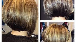 angled haircuts front and back bob hairstyle angled bob back view hairstyles new angled bob