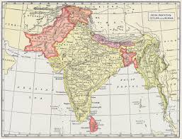 Map Of Pakistan And India by India Jadde Ye Kabir Page 3