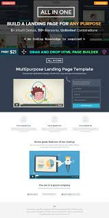 best responsive design 10 best bootstrap landing page templates with responsive designs