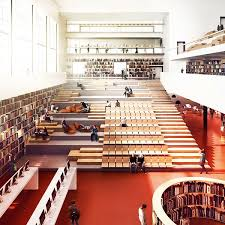 Library Design 25 Best Public Library Architecture Ideas On Pinterest