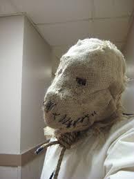 Scarecrow Mask Scarecrow Mask By Unboundart On Deviantart