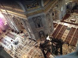 orari cupola san pietro salire a piedi sulla cupola della basilica di san pietro