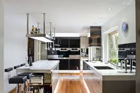 kitchen design for long narrow room interior designs for long and