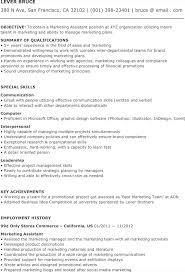 resume for employment coordinator