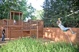 Building A Backyard Playground by Splashy Backyard Playground Equipment In Landscape Traditional