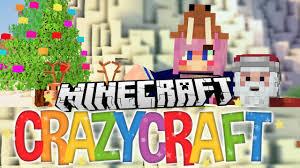 christmas ep 23 minecraft crazy craft 3 0 youtube