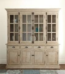aberdeen two tone 2 door hutch cabinet white hutch cabinet and