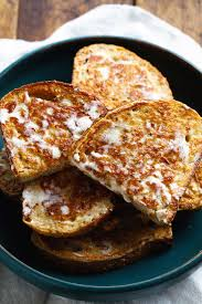 french toast with pear chutney and mascarpone recipe pinch of yum