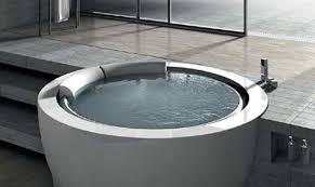 Corner Whirlpool Bathtub Teuco Corner Whirlpool Shower Integrates Shower With Bathtub