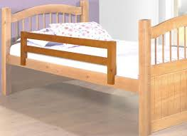 Safety Rail For Bunk Bed 100 Solid Wood Safety Rail Guard By Palace Imports Java Color