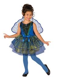Monster High Halloween Costumes Girls Child Peacock Costume