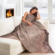 plaid en cachemire acheter superbe couverture polaire u201crose u201d en ligne pas cher