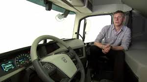Volvo Trucks A Cab Designed For The Driver New Volvo Fh Youtube