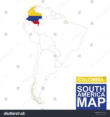 Map Of Columbia South America by Map Of Colombia Nations Online Project Colombia Geography And
