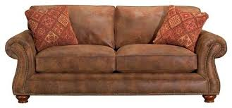 Brown Faux Leather Sofa Leather Faux Leather Repair Brown New
