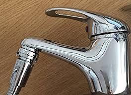 embout douchette pour robinet cuisine adaptateur pour tuyau de et aérateur de robinet tout en un