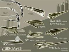 studebaker ornament guide classic cars works of