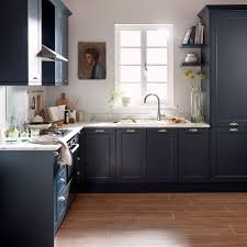 kitchen cabinet paint colors b q navy kitchen ideas to add an element of rich colour and