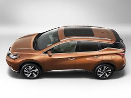 nissan murano vs hyundai santa fe 2017 nissan murano goes on sale from 30 640 autoevolution