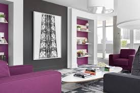 Accent Chairs In Living Room by Stylish Design Purple Accent Chairs Living Room Smartness Purple