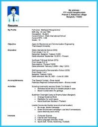 free resume templates 87 marvellous job samples sample for first