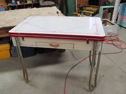 Vintage Kitchen Furniture Table Antique Metal Kitchen For Sale With Drawer And Chairs Tables