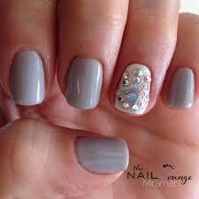 67 best rhinestone nails images on pinterest make up rhinestone