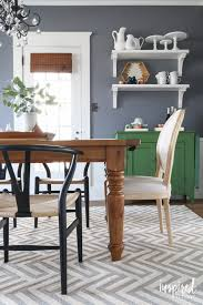 Rug In Dining Room Carpet In Dining Room Provisionsdining Com