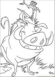 coloring pages lion king 2 cartoons u003e lion king free