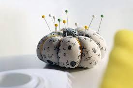 sew a beautiful pincushion