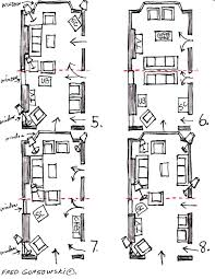 office design best long narrowdroom ideas on pinterest office