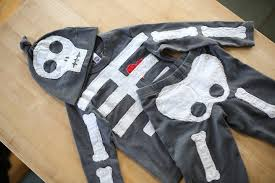 Boys Skeleton Halloween Costume 50 Homemade Halloween Costumes Heart Nap