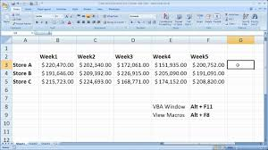 excel macro vba tip 17 find last row and last column with vba