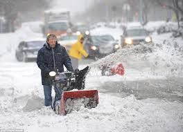 worst blizzard in history the worst snowstorm in history shuts down the us east coast