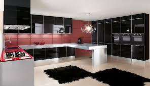 des cuisines cuisine contemporaine avec lot cuisines cuisiniste aviva modele de