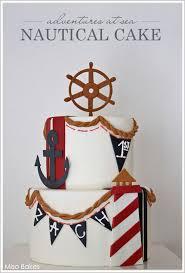 nautical cake week nautical cake diy