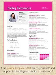 professional resume templates 2016 50 resume sles