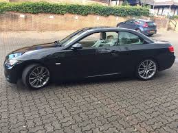 2009 bmw 320i m sport convertible 6 speed manual in plymouth