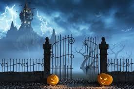 halloween backdrops holidays