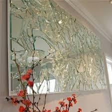 Top  Best Broken Mirror Projects Ideas On Pinterest Cd Art - Mirror wall designs