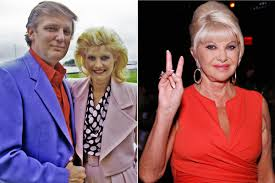 Donald Trump Family Pictures by Ivana Trump On How She Advises Donald U2014 And Those Hands New York