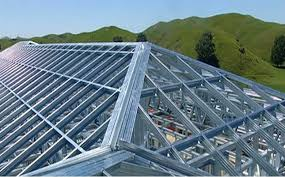 prefabricated roof trusses roof truss design prefabricated galvanized metal roof truss design