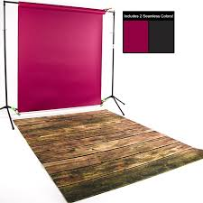seamless backdrop crimson black worn planks seamless floordrop kit backdrop