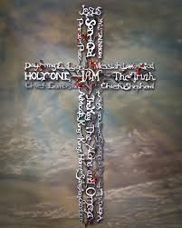 holy names iron natureartistic metalwork for his
