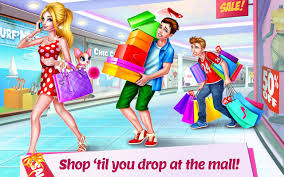 shopping mall style game android apps on google play