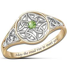 celtic rings meaning celtic and jewelry