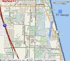 Palm Beach Florida Zip Code Map Palm Beach Tornado