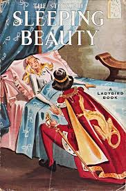 sleeping beauty vintage ladybird book fairy tales u0026 rhymes series