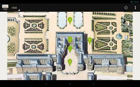 Versailles Garden Map Versailles 3d Android Apps On Google Play